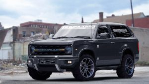 Ford Bronco reimagined 3