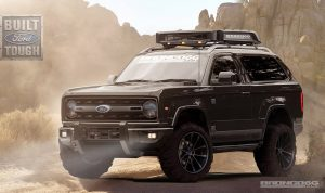 Ford Bronco reimagined 4
