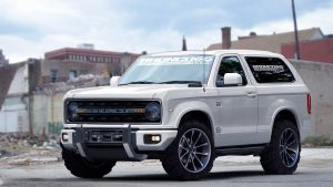 Ford Bronco reimagined 5