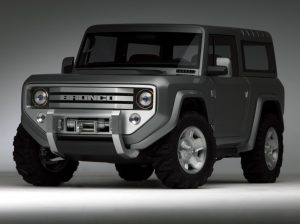 Ford Bronco reimagined 6
