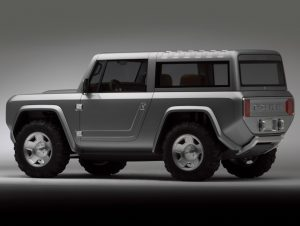 Ford Bronco reimagined 7