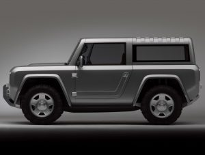 Ford Bronco reimagined 8