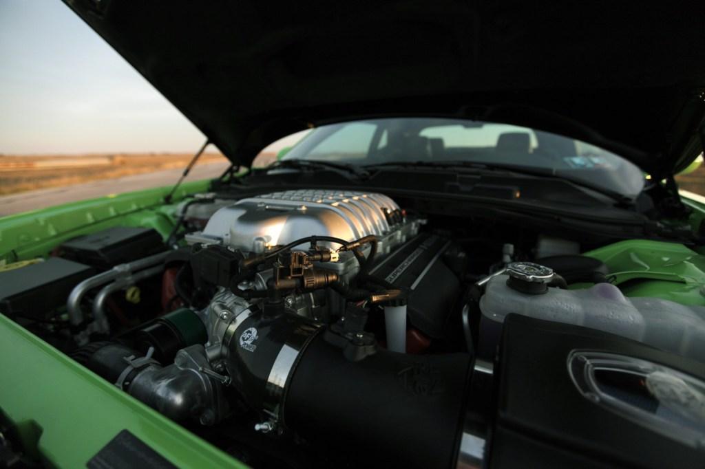 Hennessey Challenger Hellcat 3