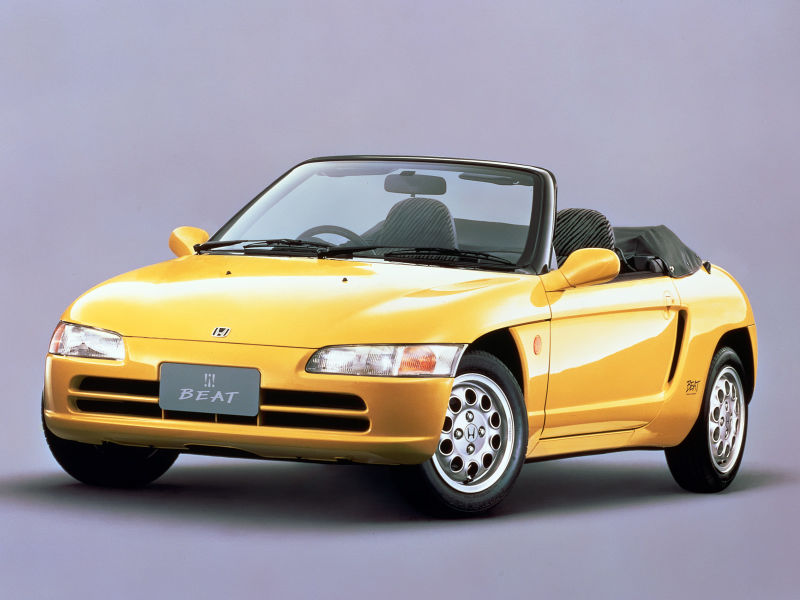 1991 Cars - Honda Beat