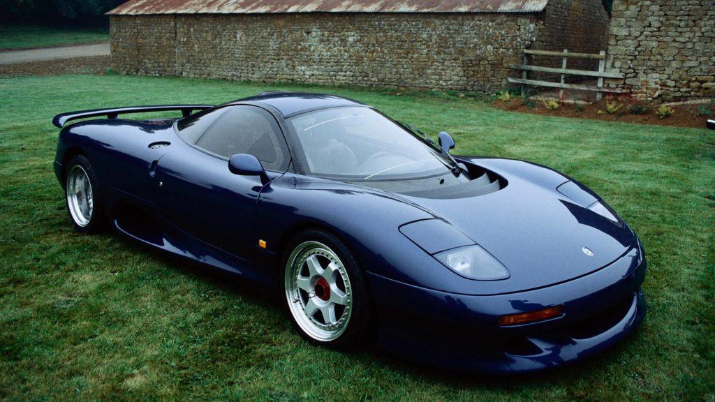 1991 Cars - Jaguar Sport XJR-15