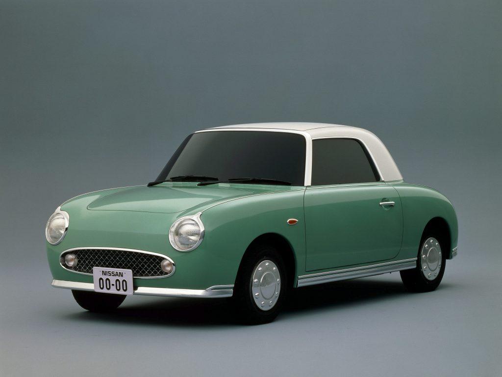 1991 Cars - Nissan Figaro