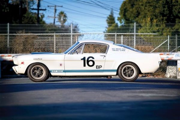 Most Expensive Ford Muscle Cars - 1965 Shelby GT350R