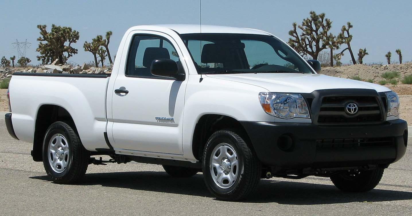 Worst Cars To Buy - Toyota_Tacoma