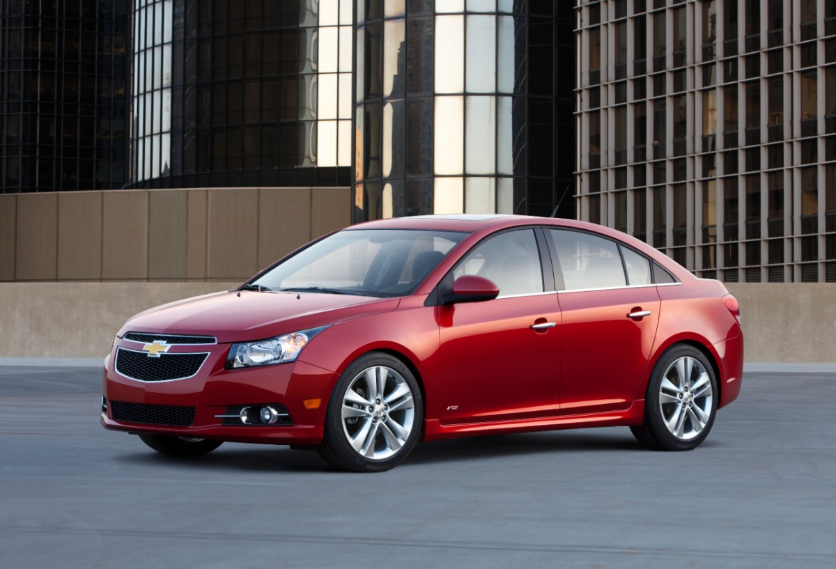 are these the fastest depreciating cars? Chevrolet Cruze