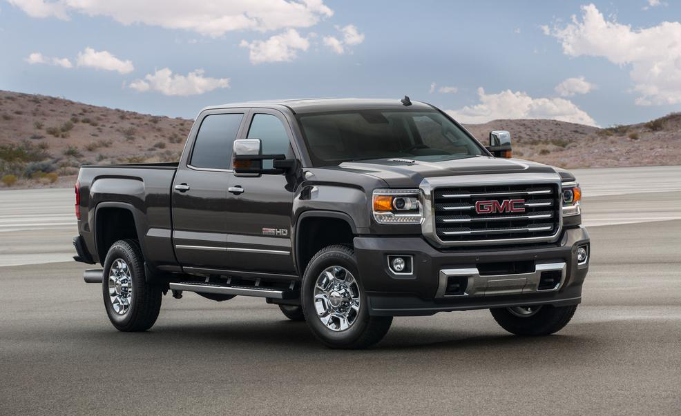 Best used suvs and used pickups for sale - GMC Sierra