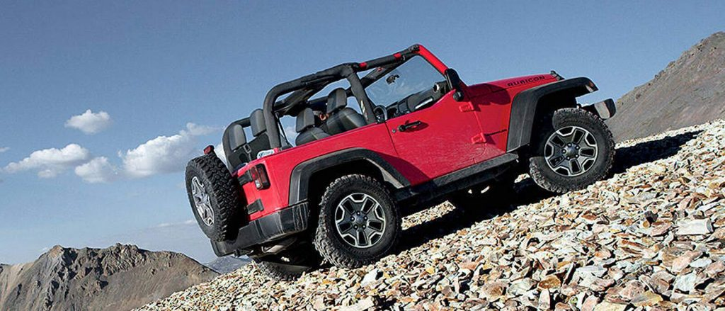 Jeep Wrangler Red Rock Concept 4