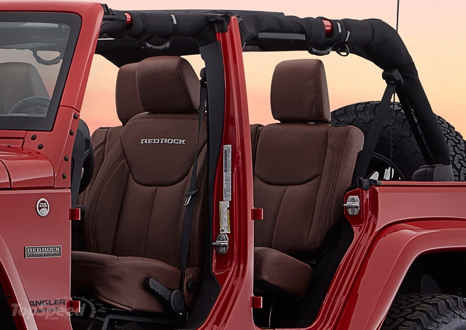 Jeep Wrangler Red Rock Concept 2