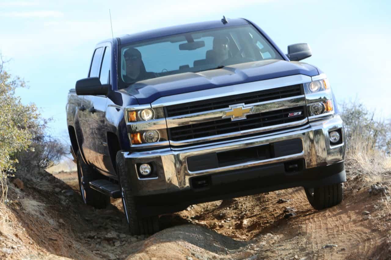 Longest Lasting Trucks - Chevrolet Silverado 2500HD