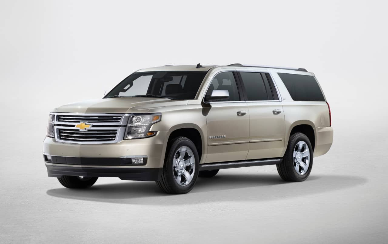 Longest Lasting SUV - Chevrolet Suburban