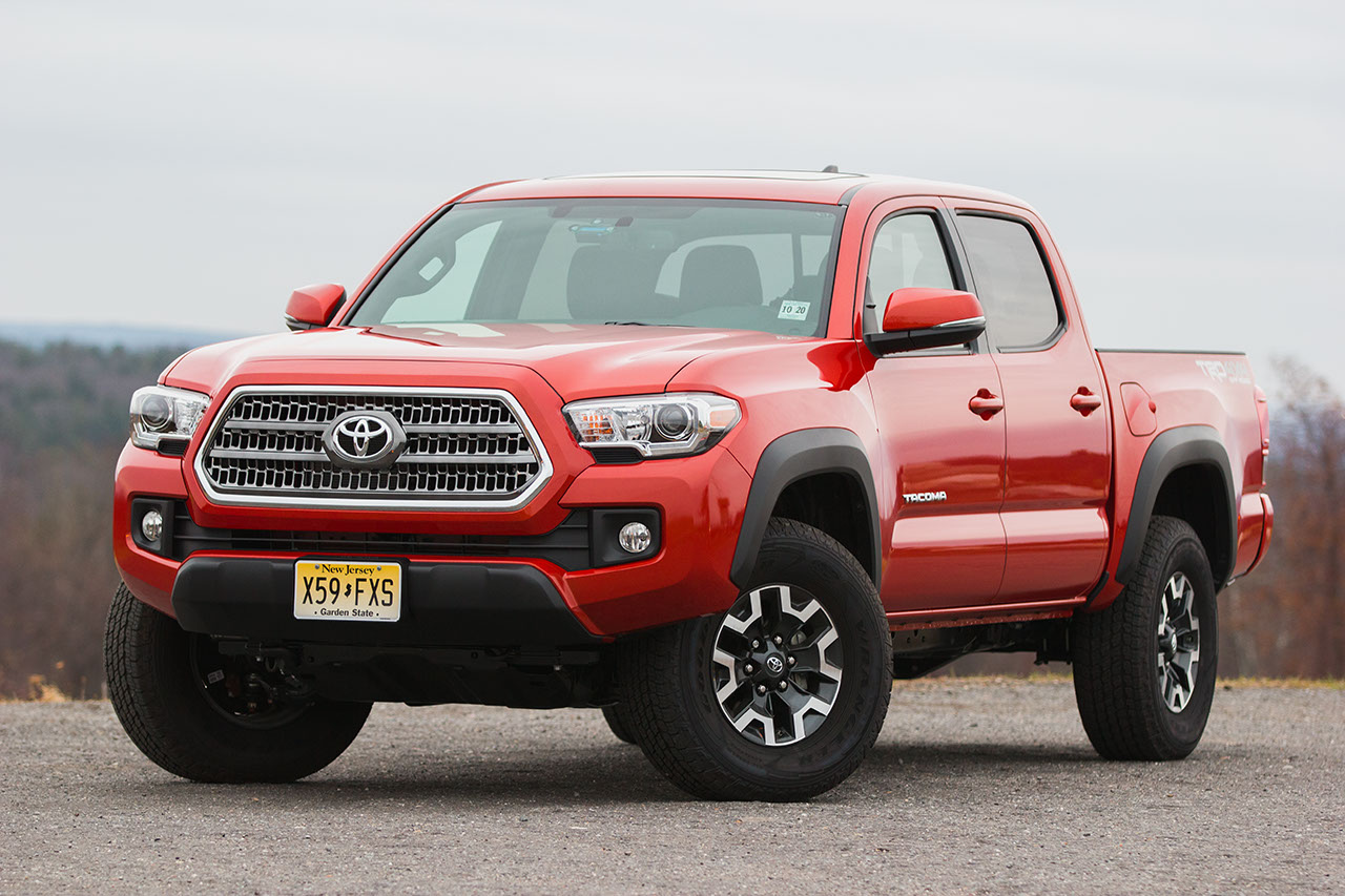 Best used suvs and used pickups for sale - toyota tacoma