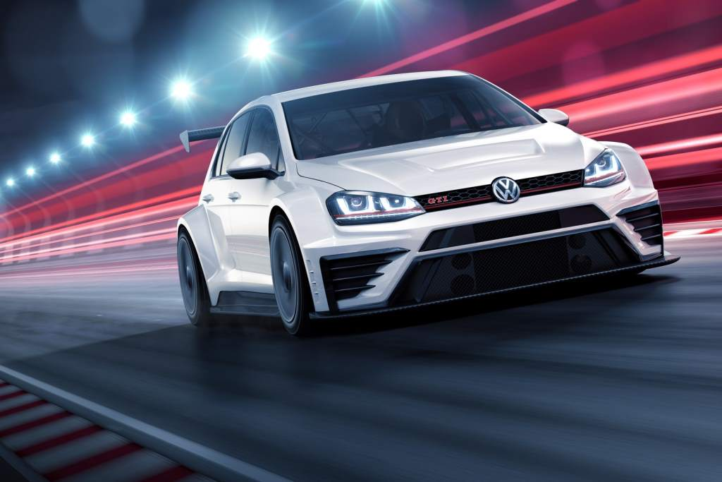 One of the fastest cars under 30K is the Volkswagen Golf GTI