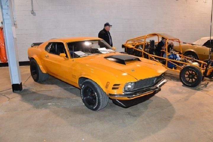 1970 Mustang Boss 429 1