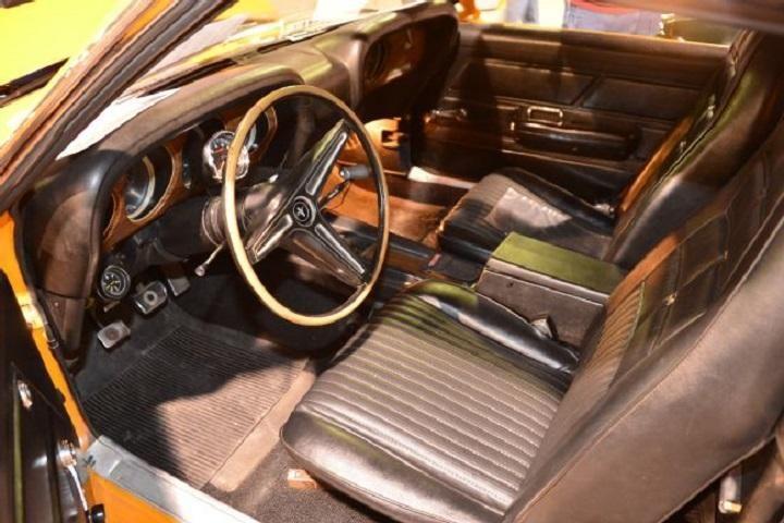 1970 Mustang Boss 429 3