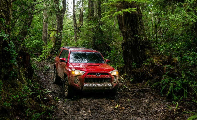 Longest Lasting SUV - Toyota 4Runner