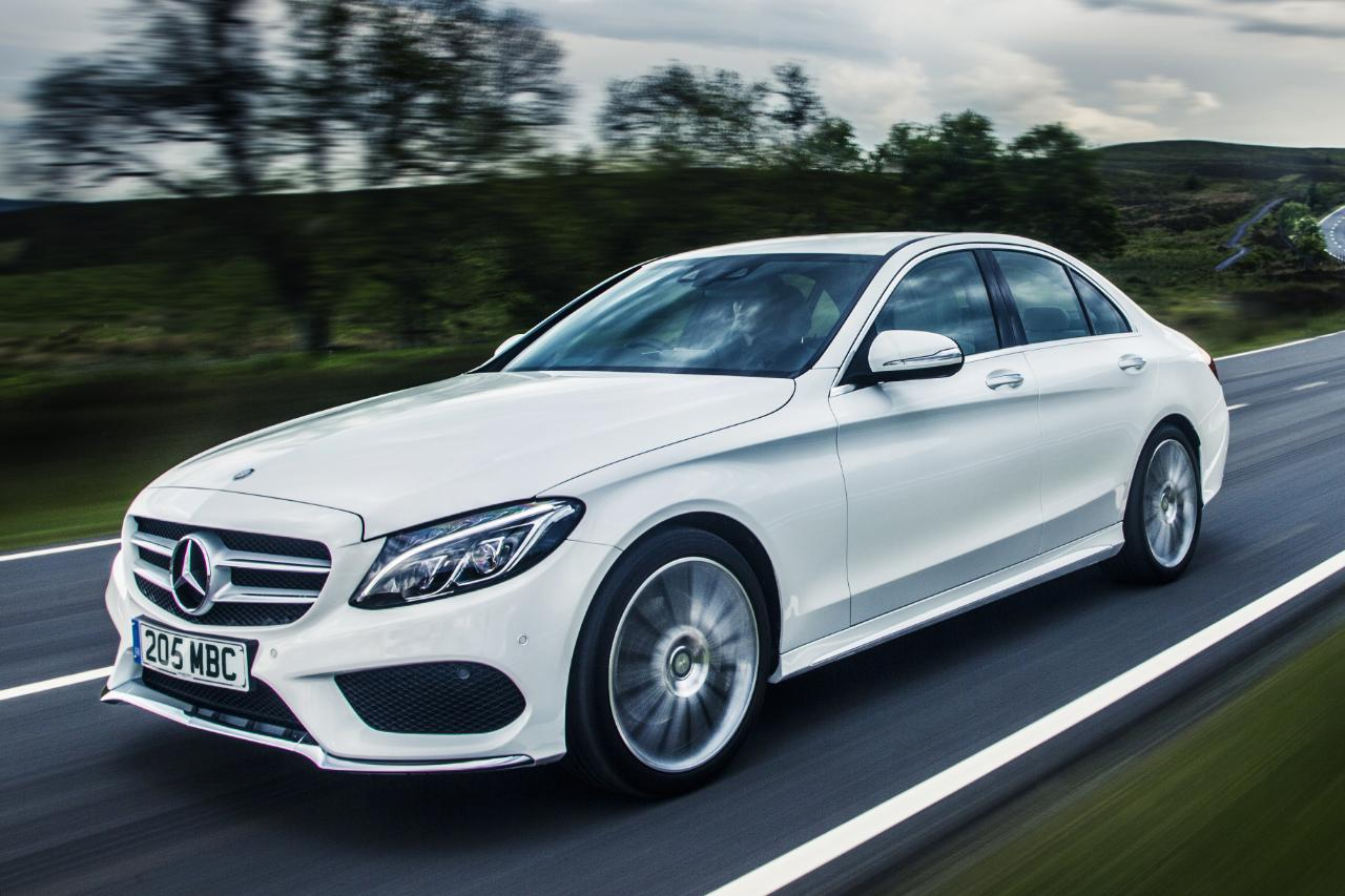 are these the fastest depreciating cars? Mercedes Benz
