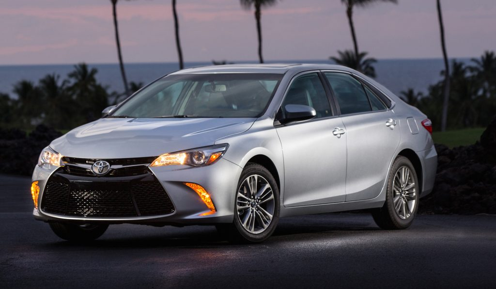 Consumer Reports Best Cars 2016: Toyota Camry