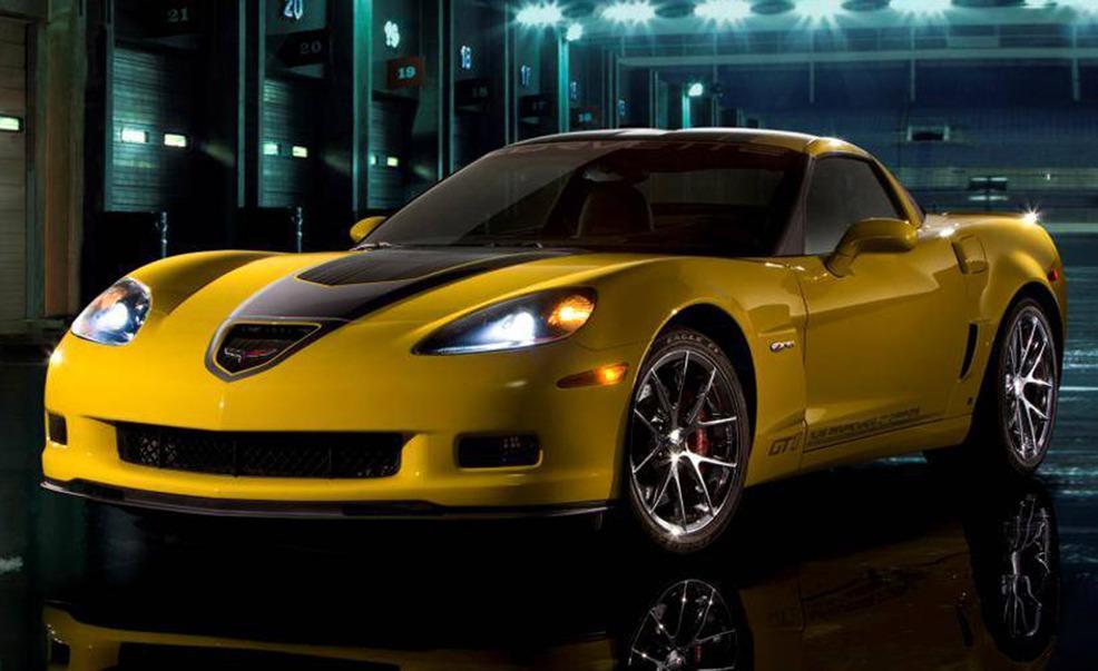 Fastest Corvette Models - Corvette GT1 Championship Edition