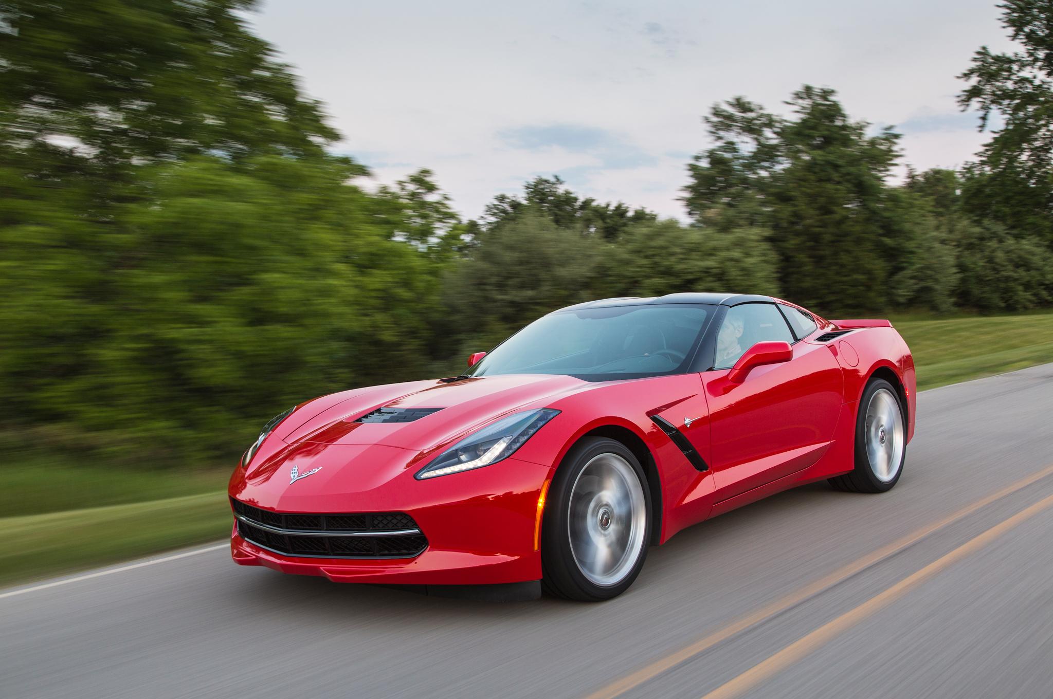 Fastest Corvette Models - Corvette Stingray Z51