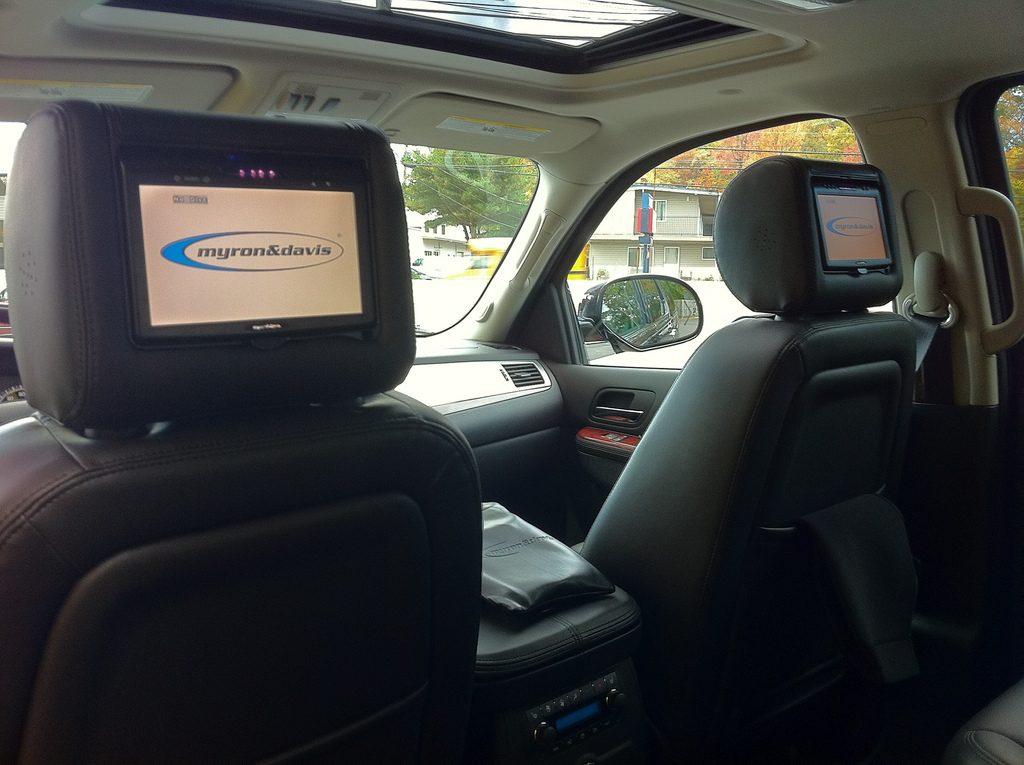 Car Innovations - DVD Entertainment Systems