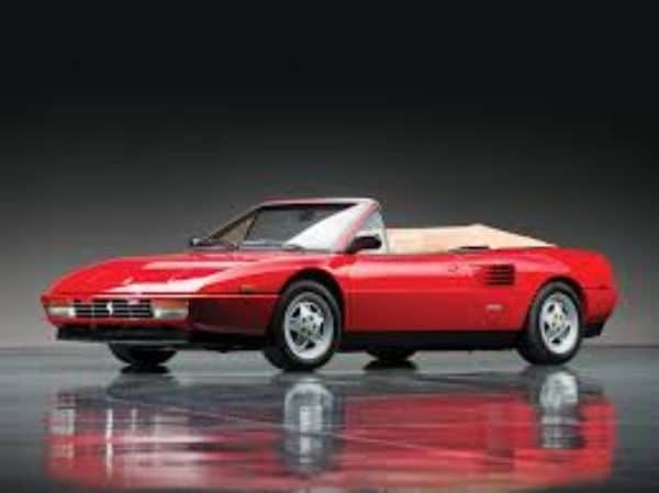 Classic Cars That Will Increase In Value - Ferrari Mondial