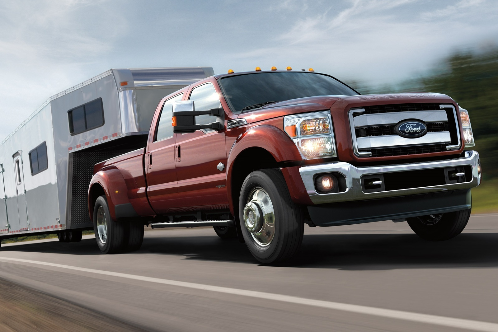 Most Expensive Truck In The World - Ford F-450 Platinum