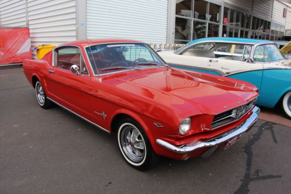 Best Selling American Car Of All Time - Ford Mustang