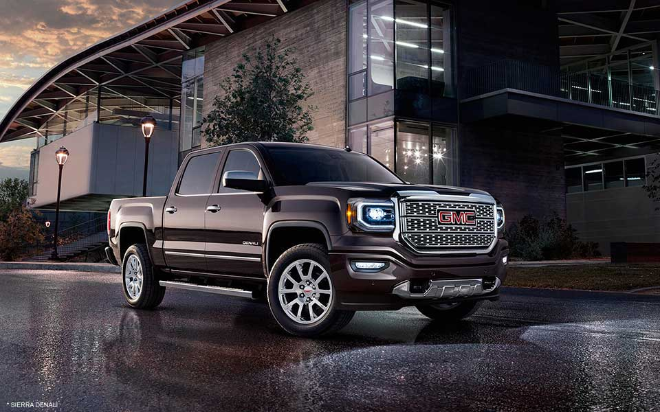 Most Expensive Truck In The World: GMC Sierra 1500 4WD Denali