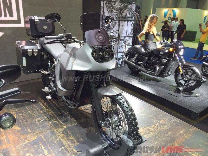 Adventure Harley 3