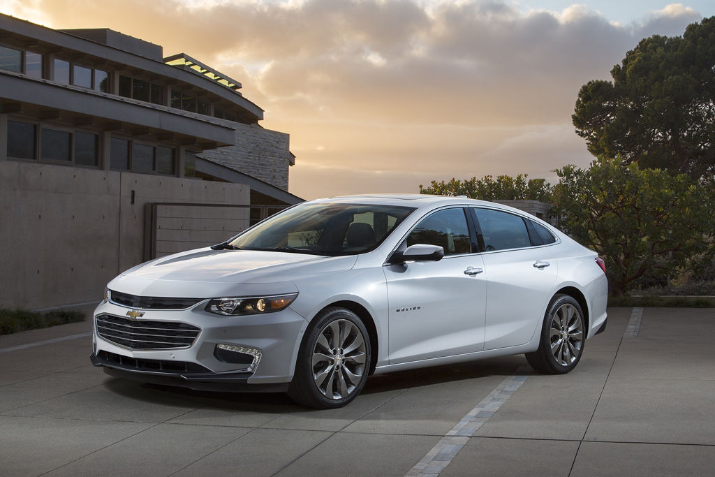 Consumer Reports Best Cars 2016: Chevrolet Impala