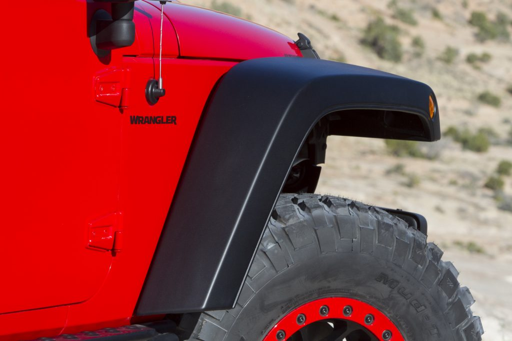 Jeep Wrangler Red Rock Concept 3