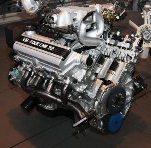 Lexus V-8