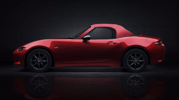 One of the fastest cars under 30K is the Mazda Miata MX-5.
