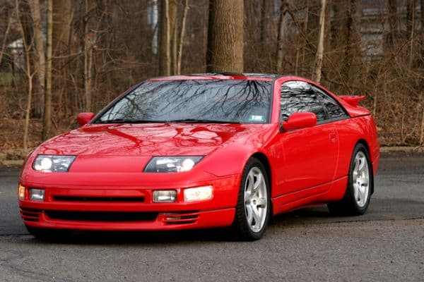 Classic Cars That Will Increase In Value - Nissan 300ZX R