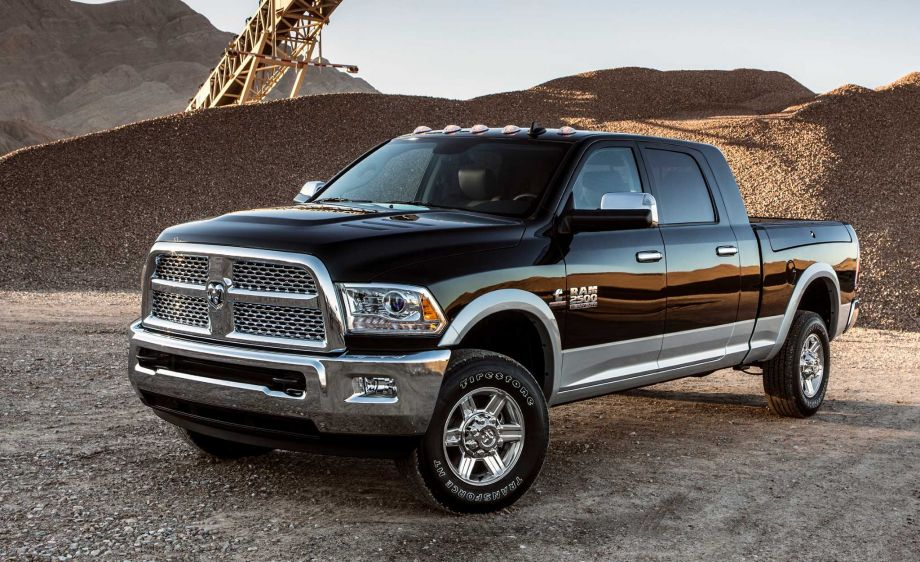 Most Expensive Truck In The World - Ram 2500 Laramie Longhorn