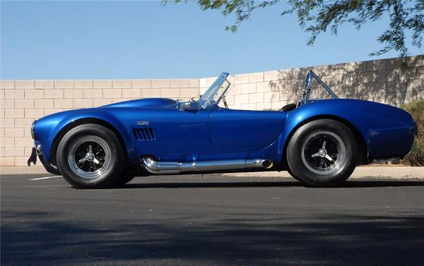 Most Expensive Ford Muscle Cars - Shelby Cobra 427 Super Snake
