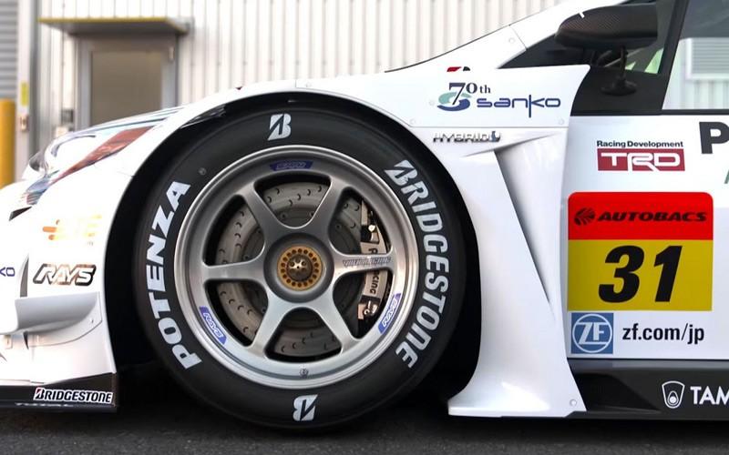 Prius GT300 3
