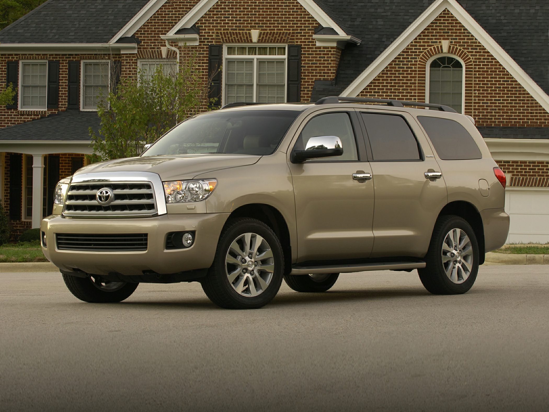 Best used suvs and used pickups for sale - Toyota-Sequoia
