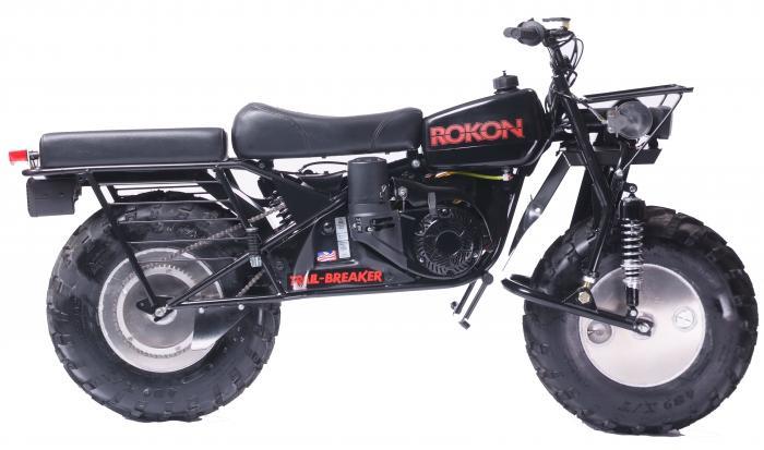 Rokon Trailbreaker 2