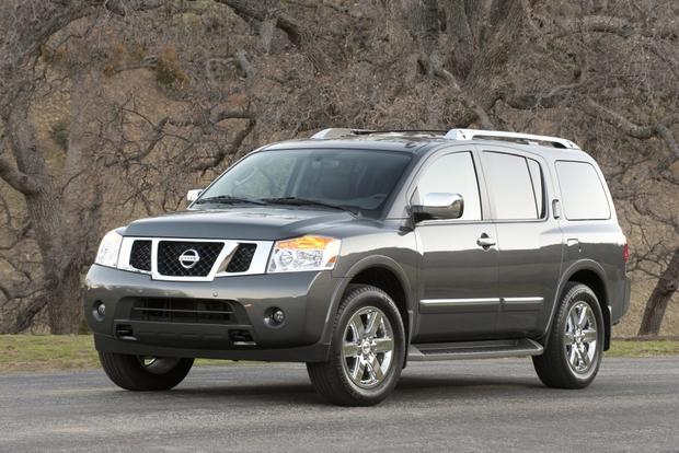 Worst Cars To Buy - Nissan Armada