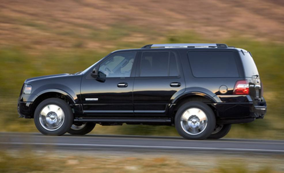 Best used suvs and used pickups for sale - ford-expedition