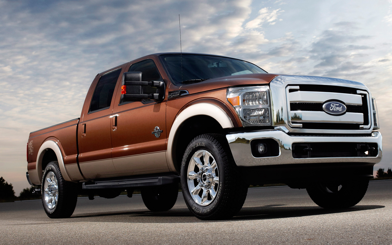 Best used suvs and used pickups for sale - ford-f250-super-duty