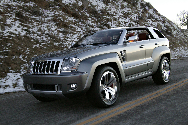 2007 Jeep Trailhawk Concept