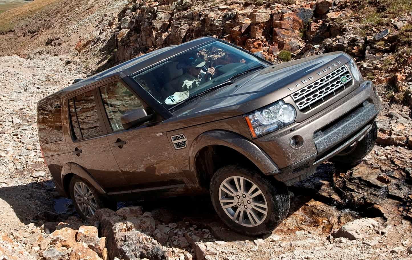 land rover lr4 - Strongest Car Ever?