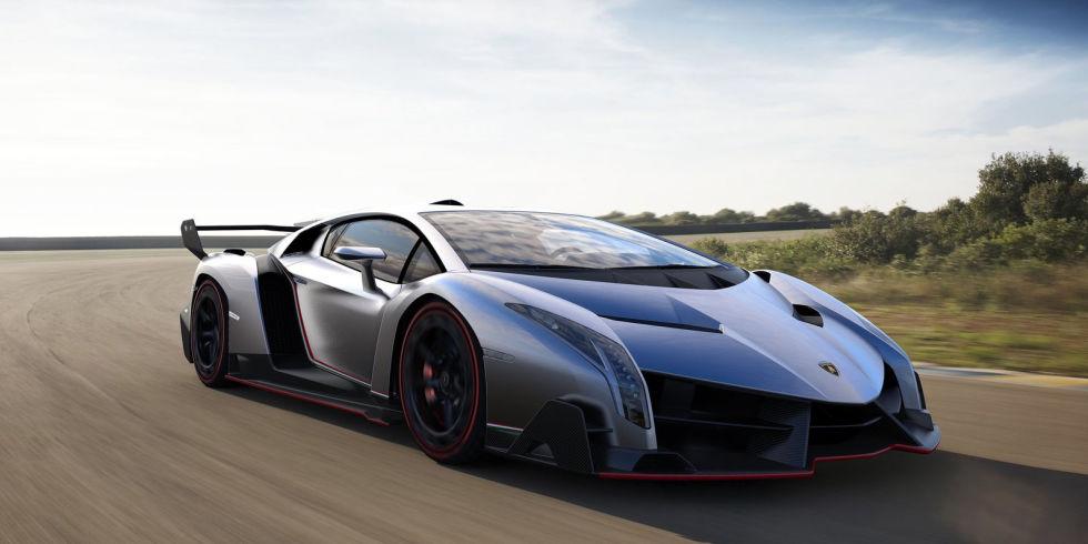 Rare Lamborghini Veneno