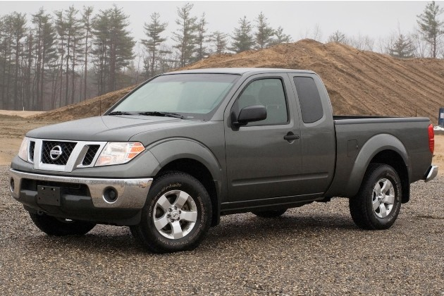 are these the fastest depreciating cars? Nissan Frontier